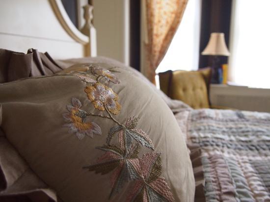 Frederick Street Inn: Lire ou dormir ?