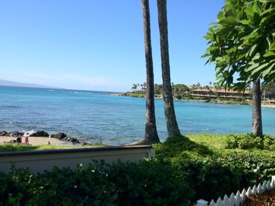 Napili Surf Beach Resort: Daytime view