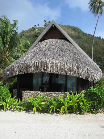 Sofitel Moorea Ia Ora Beach Resort: beach bungalow