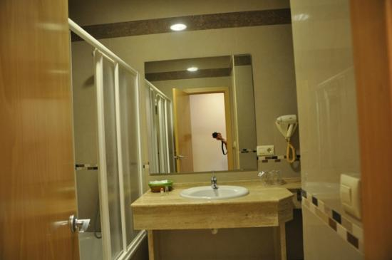 Hostal Don Julio : Bagno