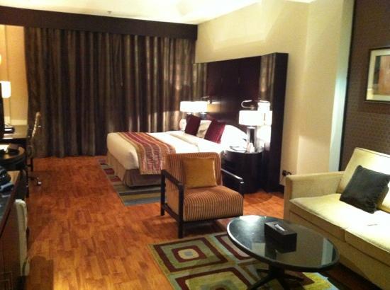 Crowne Plaza Al Khobar: room