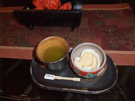Yufu Ryouchiku: tea