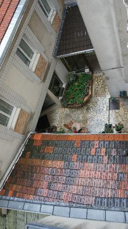 Hôtel L'interlude :   منظر من الغرفه