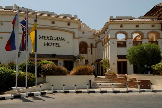 Mexicana Sharm Resort: Entrance