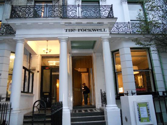 The rockwell hotel londres picture of the rockwell for Hotels 02 london