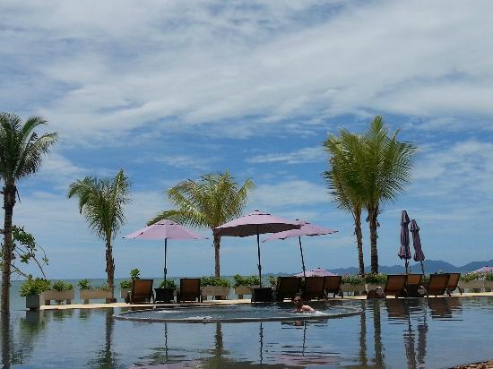 Beyond Resort Krabi: view from pool