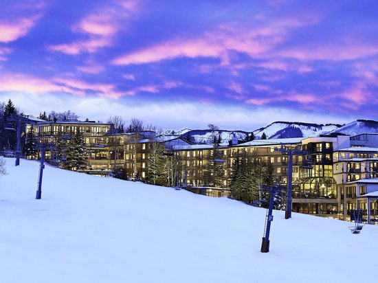 The Westin Snowmass Resort: Ski In / Ski Out - Exterior