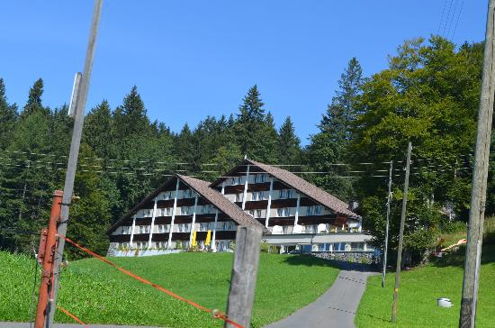 Hotel Hildegard: View of Hildegard Hotel