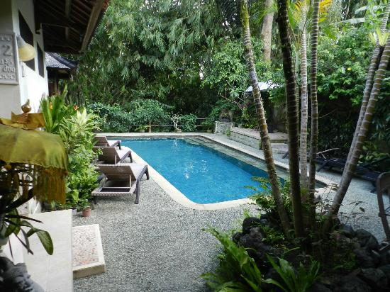 LadyBamboo Villa: Zentraler Mittelpunkt