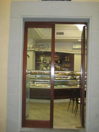 La Loggia Cafe Florence