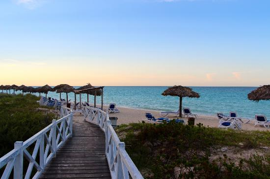Melia Cayo Santa Maria: The best part of our stay: la playa.