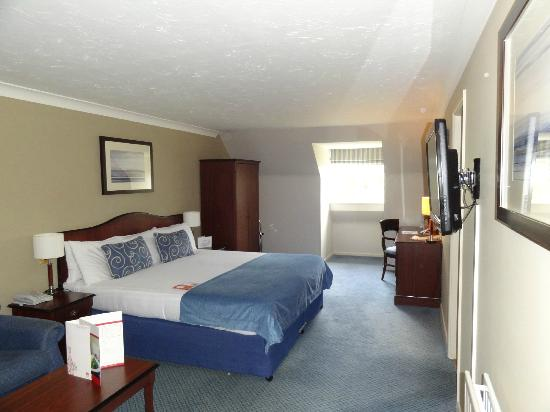 Oxford Spires Hotel: Room