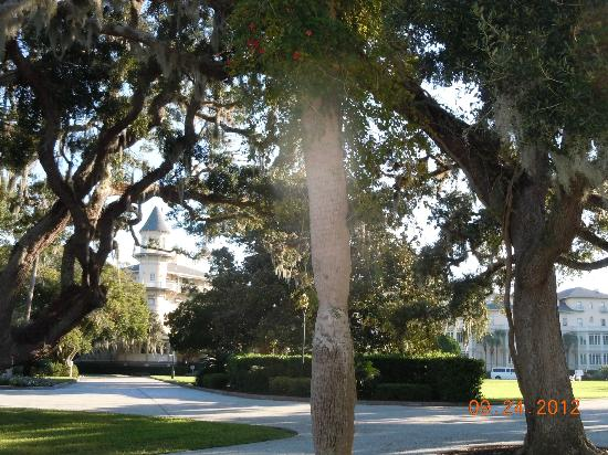 Jekyll Island Club Resort: Hotel Grounds
