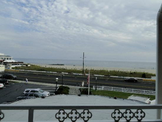 View from 3rd floor of Avondale By The Sea