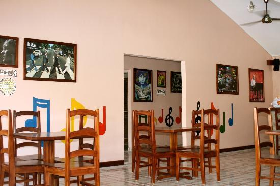 Punta Chame Club & Resort: Classic Rock Lounge Punta Chame Club and Resort