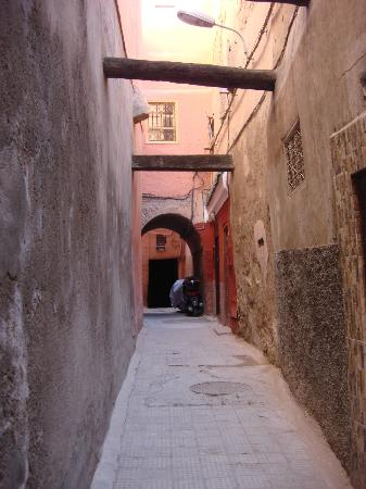 Riad Lorsya : Road to the Riad