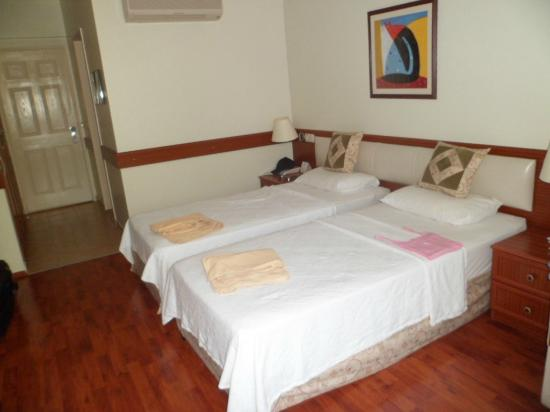 Club Belcekiz Beach Hotel: room in annex