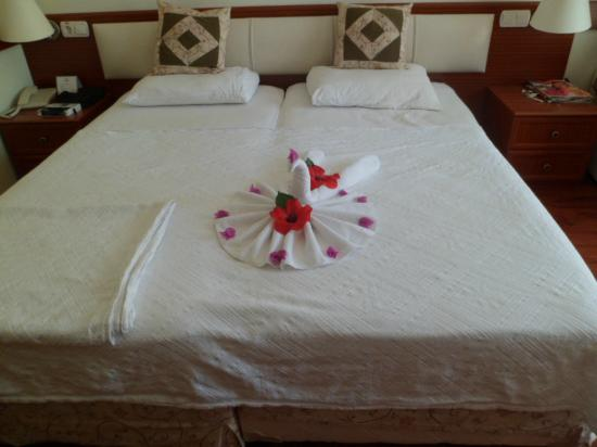 Club Belcekiz Beach Hotel: nice flowers