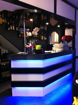 Atlantico Portuguese Restaurant: bar