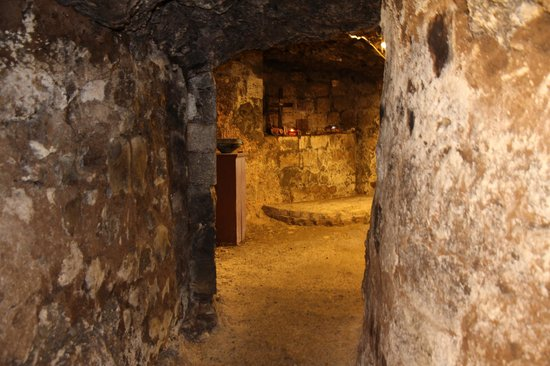Holy Caves of Nazareth: ...