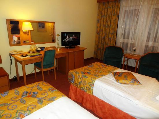 Radisson Blu Hotel, Karlsruhe: Room
