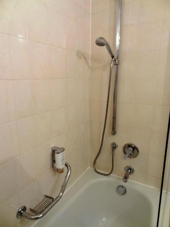 Radisson Blu Hotel, Karlsruhe: Shower / tub fixtures