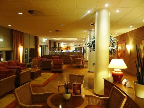 Radisson Blu Hotel, Karlsruhe: Lobby