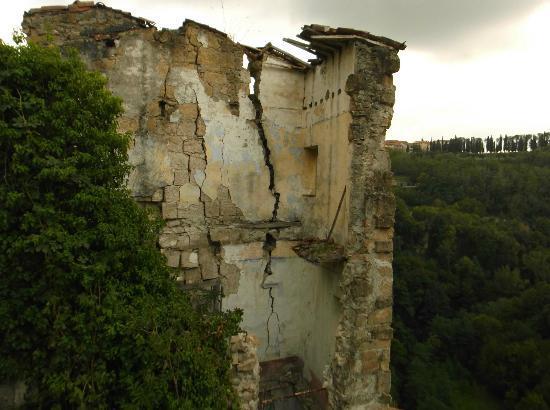 Hotel della Fortezza: old stuff