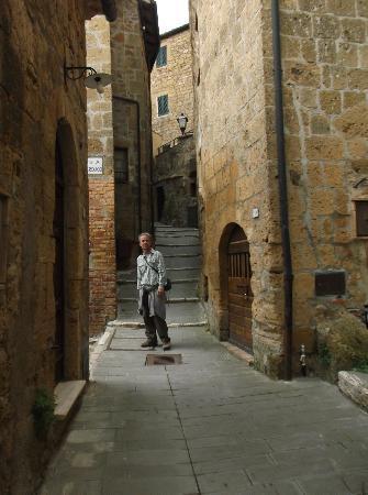 Hotel della Fortezza: town