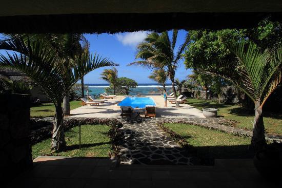 La Maison D'ete Hotel: Una delle 2 belle piscine