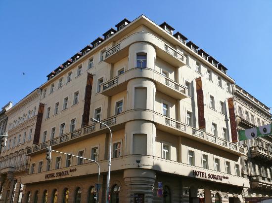 EA Hotel Sonata: Вид снаружи