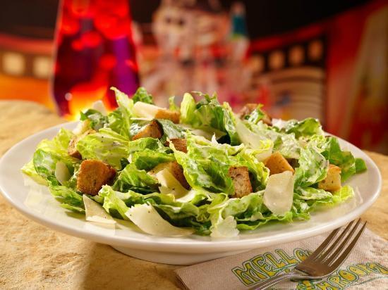 Mellow Mushroom: Caesar Salad