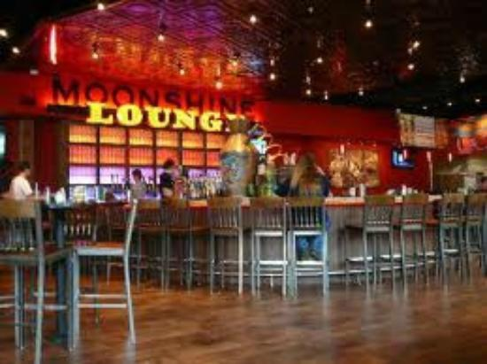 Mellow Mushroom: The Moonshine Lounge