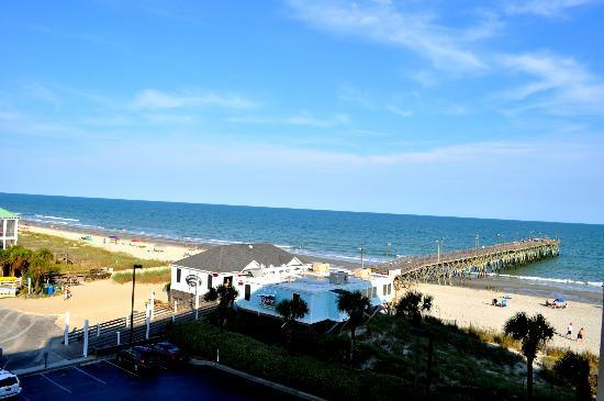 Surfside Beach Oceanfront Hotel: Beautiful