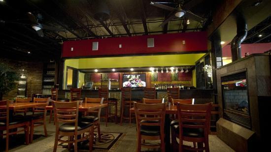 AppeThaizing Thai Restaurant: Dinning room