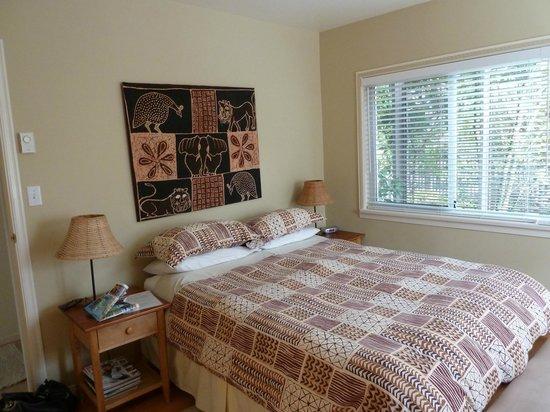Corner House: Schlafzimmer 