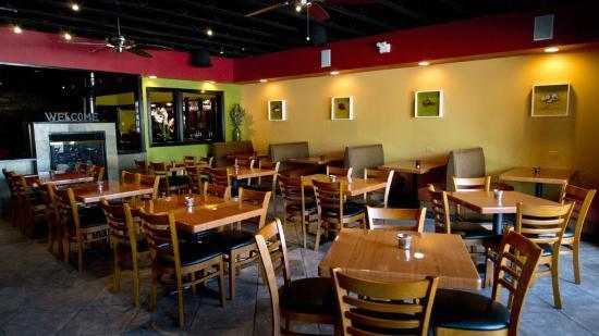 appeThaizing Thai Restaurant : Dinning room