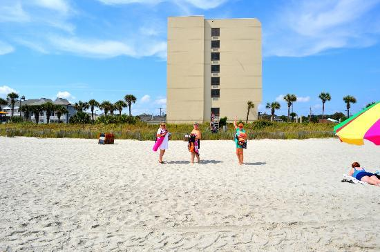 Surfside Beach Oceanfront Hotel : Surfside Beach Resort