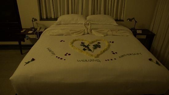 Eighth Bastion Hotel: un accueil personnalisé pour 40 ans de mariage
