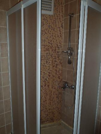 T and G Apartments: Shower