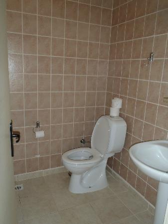 T and G Apartments: Toilet