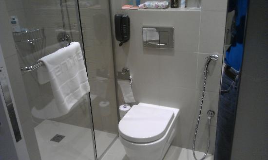 Centro Barsha: Bathroom