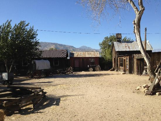 Bodfish, CA: Ghost Town