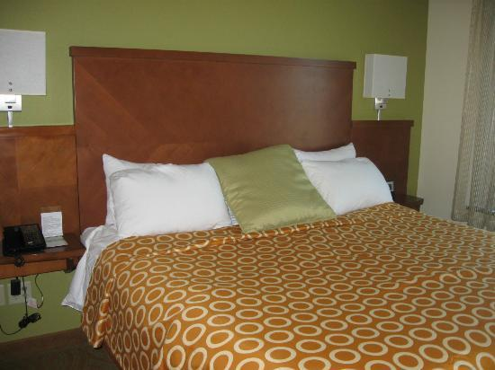 Hyatt Place San Antonio-North/Stone Oak: too soft for my back