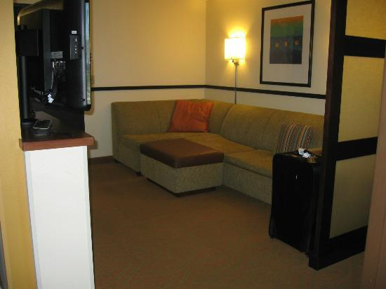 Hyatt Place San Antonio-North/Stone Oak: spacious room