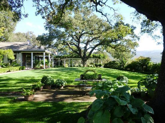 Robert Hunter Winery : Historic house and gardens Robert Hunter