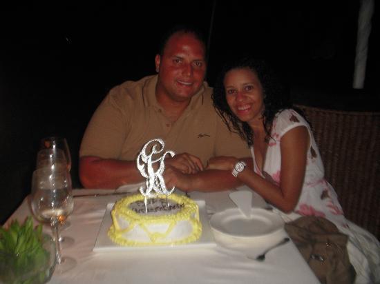 Sivory Punta Cana Boutique Hotel: Cena romántica en la playa