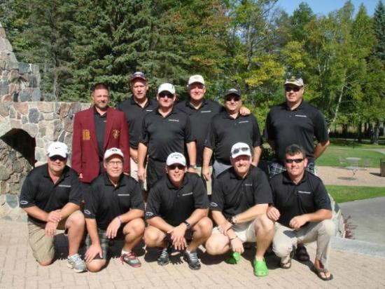 Garland Lodge & Resort: Baggy Open Group