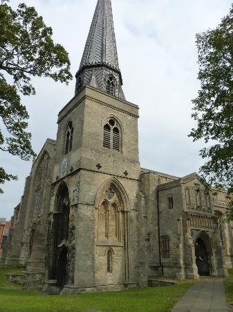 St Nicholas' Chapel: Exterior
