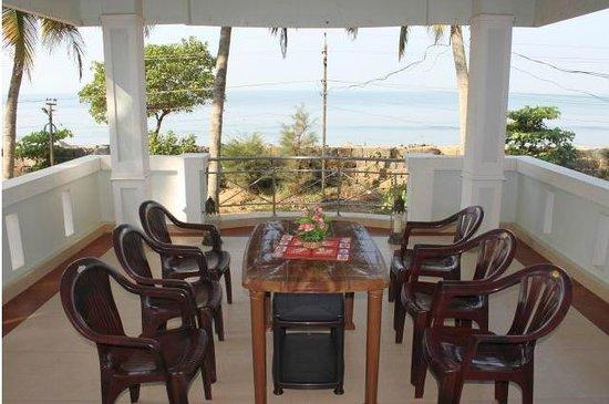 JMJ's Villa: From Balcony